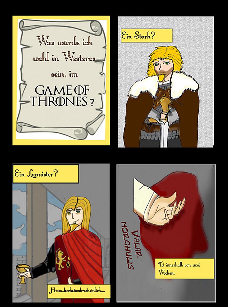 In Westeros nix neues...